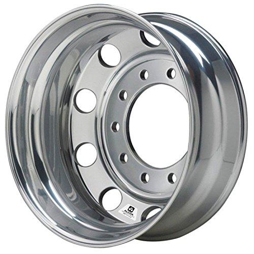 Alcoa 22.5'' x 9'' Dura Bright XBR 10 Lug Drive / Trailer Dual Wheel (894652DB)