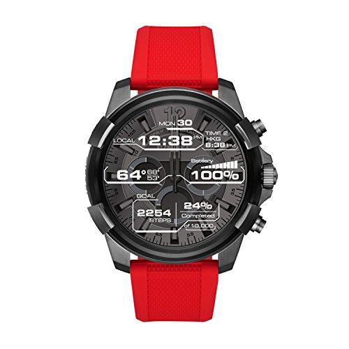 DIESEL FULL GUARD men's smartwatch DZT2006