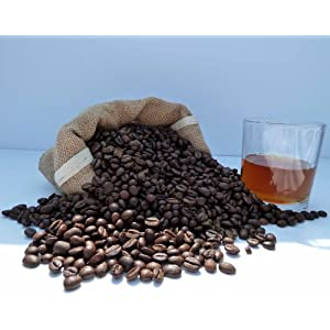 Caffè aromatizzato al Mississippi Bourbon, Filtro, 1 kg