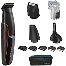 Remington PG6170 The Crafter Beard Boss Style and Detail Kit with Titanium-Coated Blades (11 Pieces)
