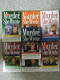 img - for Seven Murder She Wrote PB's (Blood on the vine; Murder at the Powderhorn Ranch; Knock 'em Dead; Murder in a Minor Key; A Little Yuletide Murder; Trick or Treachery; Provence to Die For) book / textbook / text book