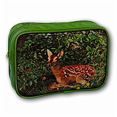3D Lenticular Roma Purse, 3D Image, Bambi, the young roe deer prince , SSP-387-ROMA