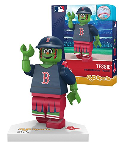 Oyo Sportstoys MLB Atlanta Braves Boston Red Sox Mascot Limited Edition Minifigure, Small, (Atlanta Braves Mascot)