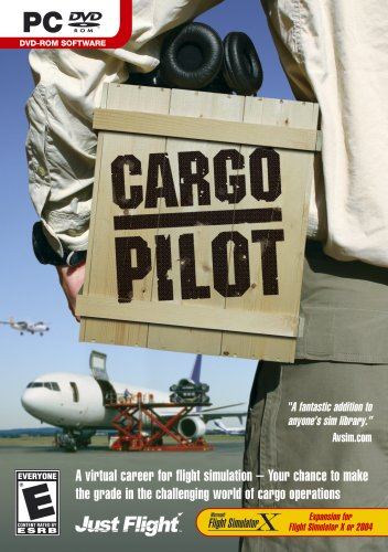 Cargo Pilot Expansion for MS Flight Simulator X/2004, used for sale  Delivered anywhere in USA