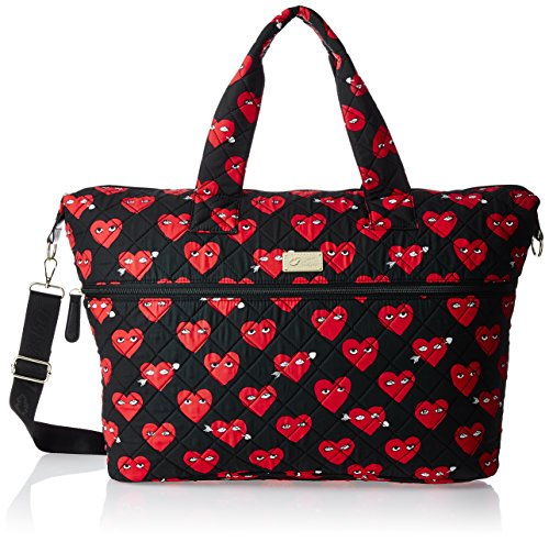 Betsey Johnson Women's Tote Bag (Red)