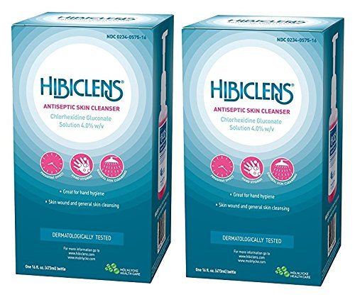 Hibiclens Antimicrobial Skin Liquid Soap with