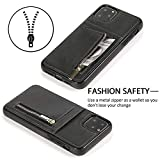PU Leather Flip Cover Compatible with Samsung