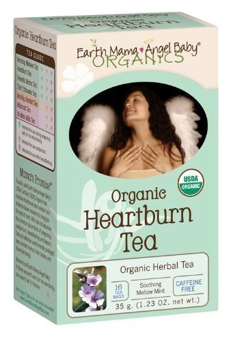 Heartburn Tea ( Multi-Pack) Earth Mama Heartburn Tea