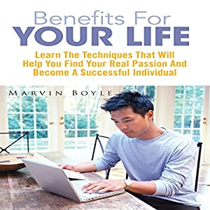 Benefits for Your Life Audiobook