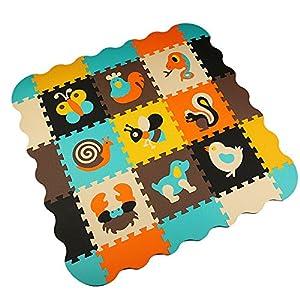 Kaixin alfombras puzzle alfombras para bebes alfombras de - Alfombras puzzle infantiles ...