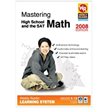 WEEKLY READER L.S. MASTERING HIGH SCHOOL (WIN 2000,XP,VISTA/MAC 10.3.8 OR LATER)
