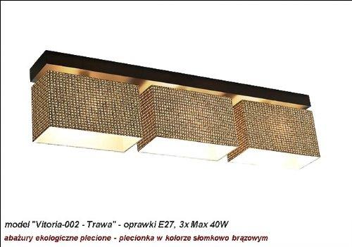 WeRo lámpara - Lámpara de techo (Diseño de Vitoria de 002 ...