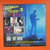 A NIGHTMARE ON ELM STREET 3 DREAM WARRIORS Soundtrack STV 81314 LP Vinyl VG++