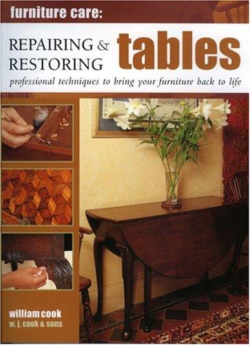 Furniture Care: Repairing and Restoring Tables
