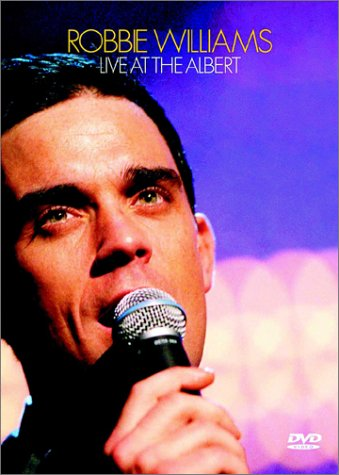 Amazon.com: Robbie Williams - Live At The Albert: Robbie Williams ...
