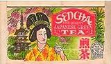 Sencha Japanese Green Tea, 25 String and Tag Tea Bags Review