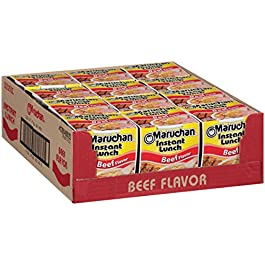 Maruchan Instant Lunch Be...