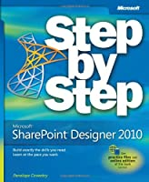 Microsoft SharePoint Designer 2010 Step by Step Front Cover