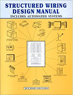 Fabulous Residential Structured Wiring Manual Grayson Evans 9780071374286 Wiring Database Obenzyuccorg