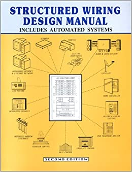Outstanding Structured Wiring Design Manual Robert N Bucceri 9780970005717 Wiring Digital Resources Counpmognl