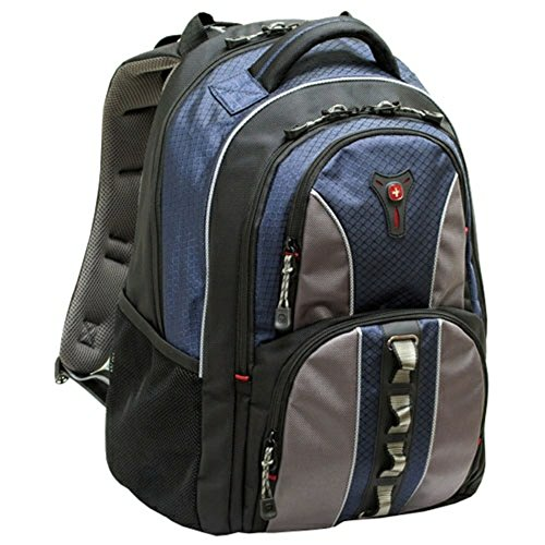 SwissGear Cobalt Laptop Backpack Blue