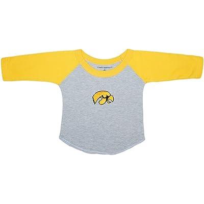super popular d11dc cf29e Creative Knitwear University of Iowa Hawkeyes Newborn Baby ...