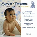 Sweet Dreams: Baby's First Mozart