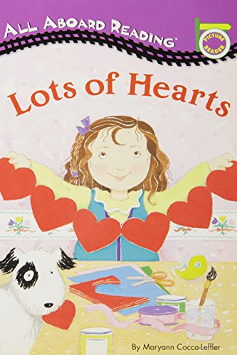 Lots of Hearts (All Aboard Picture Reader) (Valentine Day Gift Ideas For Kindergarteners)