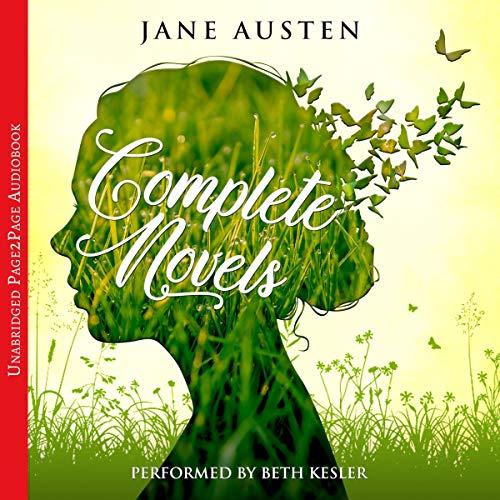 Jane Austen - The Complete Novels Audio Book Now $0.82