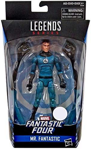 Amazon Com Hasbro Fantastic Four Marvel Legends Mr Fantastic