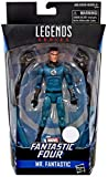 Hasbro Fantastic Four Marvel Legends Mr. Fantastic Exclusive Action Figure