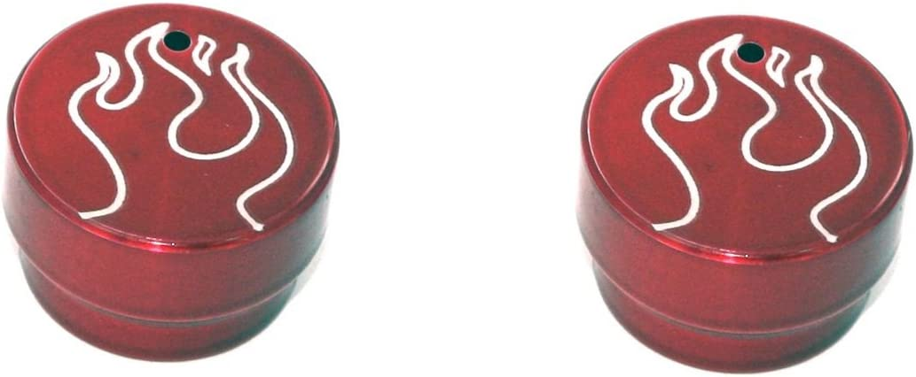 All Sales 4402FR Flames Heater//AC Knob, Pack of 2