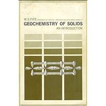 Geochemistry of Solids