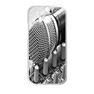 Unique Karaoke Cell Phone Case for HTC One M8