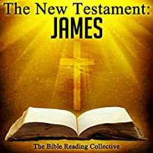 The New Testament: James Audiobook by  The New Testament Narrated by  The Bible Reading Collective