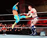 World Wrestling Entertainment - Sin Cara 2011 Action Photo 14 x 11in