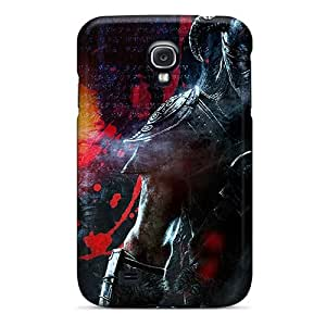 Protector Cell-phone Hard Cover For Samsung Galaxy S4 (CQV9828NmTs) Customized Realistic Skyrim Skin
