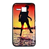 ksc sales New Rubber Finish Printed Silicone Soft Back Case Cover For Micromax Bolt S301 Joy