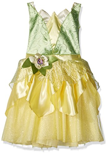 [Disguise Tiana Classic Disney Princess & The Frog Costume, Medium/7-8] (Prince Frog Costumes)