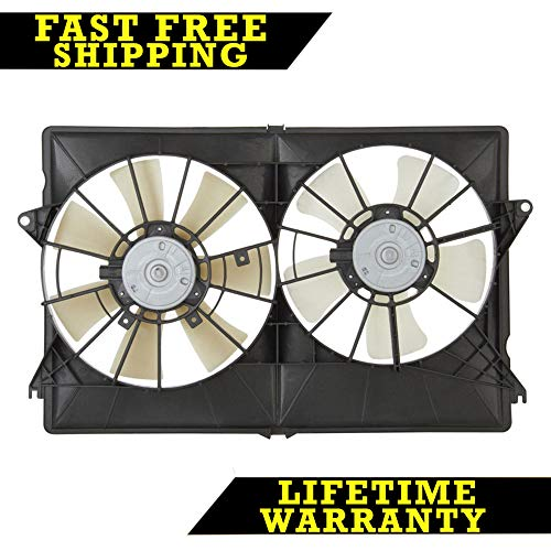 RADIATOR CONDENSER COOLING FAN FOR CHRY FITS PACIFICA 3.5 3.8 4.0 CH3115134