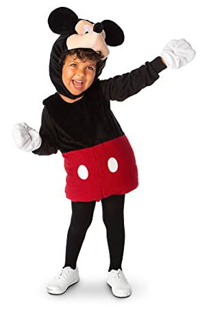 disney store mickey mouse halloween costume infantstoddlers size 6 9 months - Infant Mickey Mouse Halloween Costume