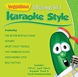Daywind Karaoke Style: Veggie Tales Silly Songs Vol. 1
