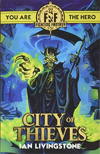 Fighting Fantasy: City of Thieves (City Of Thieves)