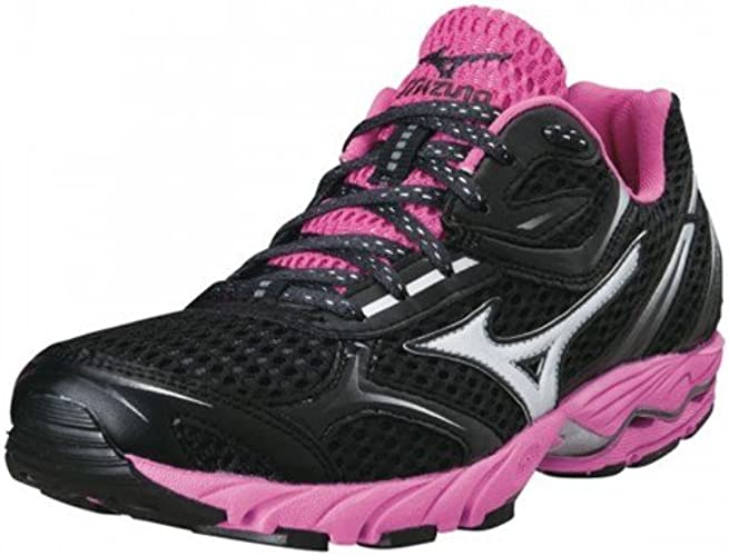 Mizuno - Zapatillas de Running para Mujer, Color Gris, Talla 36.5: Amazon.es: Zapatos y complementos
