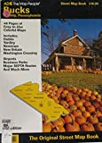 img - for ADC Street Map Book, Bucks County, Pennsylvania book / textbook / text book