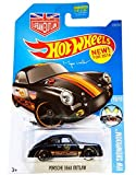 Hot Wheels, 2016 HW Showroom, Magnus Walker's Porsche 356A Outlaw [Black] Die-Cast Vehicle #120/250