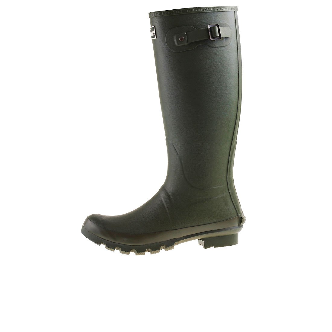 701d3601 Mens Barbour Bede Winter Mid Calf Snow Waterproof Rain Wellington Boots  larger image