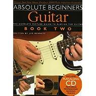 By Joe Bennett Absolute Beginners: Guitar - Book 2 [Paperback]