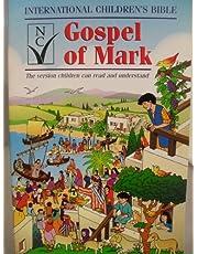 New Century Version - International Children's Bible - Gospel Of Mark