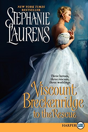 Download Viscount Breckenridge to the Rescue (Cynster Sisters Trilogy) PDF
